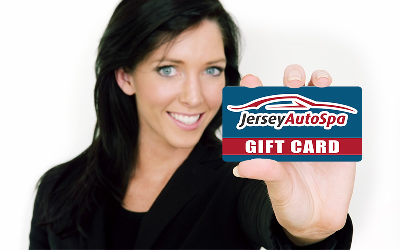 Jersey Auto Spa Car Wash & Detail Center Gift Cards