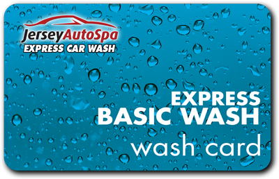 Buy 5 Express Basic Washes for only $35!
