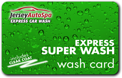 Buy 5 Express Super Washes for only $45