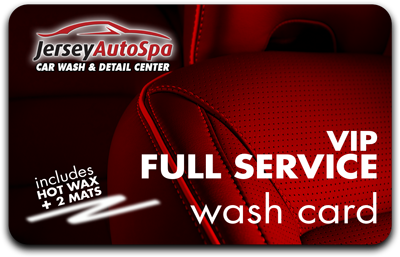 Buy 5 Full Service VIP Car Washes - Get 3 FREE!